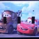 Disney Pixar CARS TRIPPLE LIGHT SWITCH COVER *LOOK*