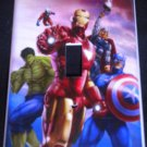 MARVEL AVENGERS LIGHT SWITCH COVER Single Switch Plate Capt America Thor Hulk