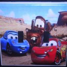 Disney Pixar CARS DOUBLE LIGHT SWITCH COVER *LOOK* Lightning McQueen Decor