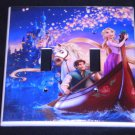 TANGLED Rapunzel  DOUBLE LIGHT SWITCH COVER *CUTE* Double Switch Plate