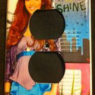 VICTORIOUS OUTLET COVER Kid's Room Decor Victoria Justice Make It Shine