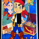 JAKE and the NEVERLAND PIRATES LIGHT SWITCH COVER Single Switch plate CUTE