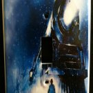 The POLAR EXPRESS LIGHT SWITCH COVER TRAIN Single Switch Plate Decor