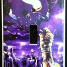 Minnesota VIKINGS LIGHT SWITCH COVER *Great Gift FOOTBALL single switch plate