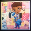 DOC MCSTUFFINS Double LIGHT SWITCH COVER Lambie Hallie Chilly Stuffy CUTE