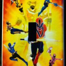 POWER RANGERS LIGHT SWITCH COVER Look! Cool! Power Rangers Samurai Single switch