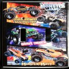 MONSTER JAM MONSTER TRUCKS DOUBLE LIGHT SWITCH COVER LOOK Double Switch Plate