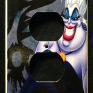 Disney Villain URSULA OUTLET COVER electrical outlet faceplate Little Mermaid