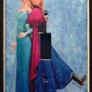 Disney FROZEN LIGHT SWITCH COVER Anna & Elsa Single light switch plate design 2
