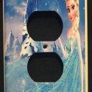 Disney FROZEN OUTLET Cover ELSA Outlet plate cover design 2 Disney Frozen decor