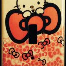 HELLO KITTY LIGHT SWITCH plate single switch plate Adorable! Pink Bows