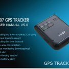 Personal GPS Tracker SGT007 Motion sensor ,speed alert ,SOS talk,Geo-fencing