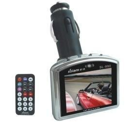Car Mp4 Player (SL-990)