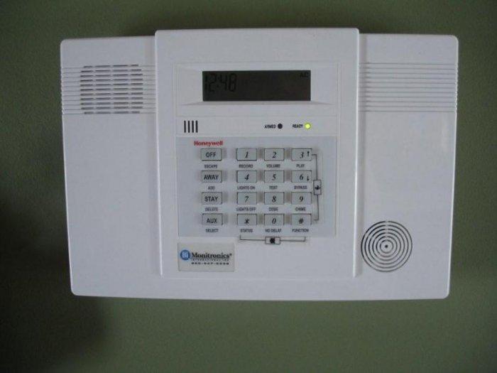 Honeywell Lynx-en Wireless alarm