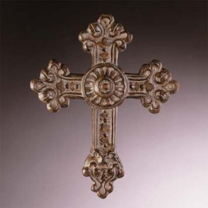 Simulated Cast Iron Cross (Item # 32206)
