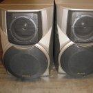AIWA 2 Way Speaker System