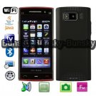 Dual Sim cards, Bluetooth Wifi & JAVA TV Touch Mobile Phone, GSM 850/ 900 / 1800/ 1900MHZ (WG6)