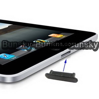 Anti-dust Stopper for iPad