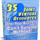 35 Joint Venture Resources