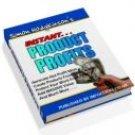 Instant Product Profits