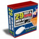 (V2) 29 Easy & Instant Web Design Tricks