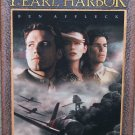 Pearl Harbor (VHS, PG-13, 2 Tape Box-Set) Ben Affleck - Drama