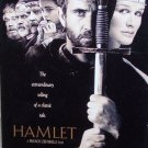 Hamlet (VHS, PG,!991) Mel Gibson - William Shakespear's Classic Drama