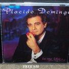 "Placido Domingo ""Be My Love"" (CD, 1990, EMI) Pop"