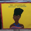 The Essential Sarah Vaughan: The Great songs (CD, 1994, Verve) Pop Vocal