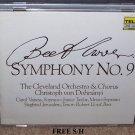 Beetthoven Symphony No.9 (CD, 1985, Telarc) Classical