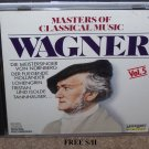 Wagner Masters of Classical Music (CD, 1990, Laserlight) Classical