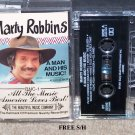 Marty Robbins A Man and His Music (Cassette, 1991, Sony) Country