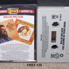 Willie Nelson 2on1 (Cassette, 1982, Columbia) Country