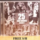 25 Jazz Greats Volume 1 (CD, 2002, Time Music) Jazz