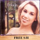 Erika Jo (CD, 2005, Universal South Records, SlimCase) Country