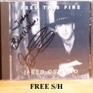 Jared Osmond, Feed This Fire (CD, 1995, Osmond West) Signed & Rare - Country