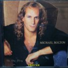 Michael Bolton - The One Thing (CD, 1993, Columbia) Rock