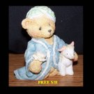 "CHERISHED TEDDIES 1992: Edward - ""My Gift Is Caring"" 950718"