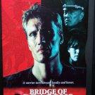 Bridge of Dragons (DVD, R, 1999) Dolph Lundgren, Action / Adventure Like New