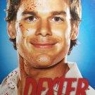 Dexter The Second Season (DVD, R, 4-Disk Set, 2008) Michael C. Hall, TV, Horror Like New
