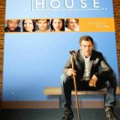 House M.D. Complete First Season (DVD, NR, 3 Disk Box Set 2005) Hugh Laurie, Drama Like New