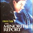 Minority Report (DVD, PG-13, 2 - Disc Set, Widescreen, 2002) Tom Cruise, Sci-Fi  Like New