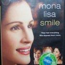 Mona Lisa Smile (DVD, PG-13 2004) Julia Roberts, Romantic Comedy Like New