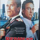 Red Heat (DVD R, 2001) James Belushi, Arnold Schwarzenegger, Action/Adventure Like New