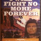 I Will Fight No More Forever (DVD, NR, 1975) Sam Elliott, James Whitmore, Western Like New