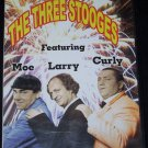 The Three Stooges (DVD, NR, SlimCase) Moe Larry Curly, Slapstick Comedy Like New