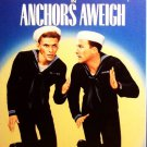 Anchors Away (VHS, NR, 1945) Frank Sinatra, Musicl Comedy Like New