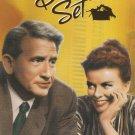 Desk Set (VHS  NR, 1957)Spencer Tracy, Katharine Hepburn, Vintage ComedyLike New