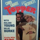 Topper (VHS, 1937) Cary Grant, Constance Bennett, Vintage Comedy