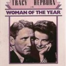 Woman of the Year (VHS, B/W, 1942)Spencer Tracy, Katharine Hepburn, Vintage Comedy Like New